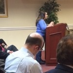Local 5030 Member Testifies at Public Hearing on Hackensack-Palisades Hospital Merger