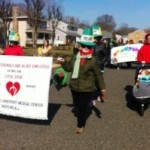 Local 5058 Joins the St. Patrick's Day Parade in Belmar