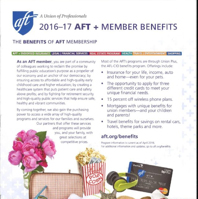 AFT Benefits