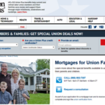Union Plus Mortgage Program: Purchase and Refinance Mortgages