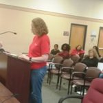 Local 5131 Member Speaks Out for Safe Staffing at Bridgeton Council Meeting