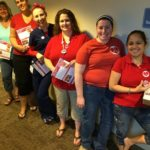 Inspira Nurses Support Their Negotiations Committee
