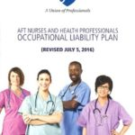 AFT Nurses and Health Professionals Occupational Liability Plan