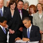 Obama Renews Call For A Public Option In Health Law