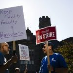 Pennsylvania Professors Go On Strike