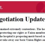 Local 5142 Negotiations Update