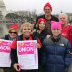 HPAE Joins Massive Women Marches….And Other HPAE News