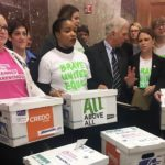 HPAE VP Bernie Gerard, Progressive Allies Deliver Petitions Opposing Price Nomination to Senate HELP Committee