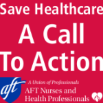 January 15 is the National Day of Action to Support Healthcare