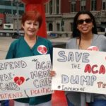 Hundreds Rally in Philly to Save Our Healthcare