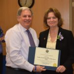 President Twomey Honored at Bergen County Women's History Month Celebration