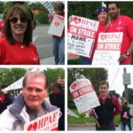 Photos from the Illegal Lockout….by Local 5629 Member Roland Harris