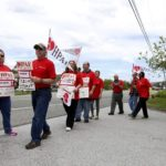 Sunrise House Workers Illegally Locked Out by Management