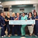 Tracy Cefaratti Named MSICU's Nurse of the Year
