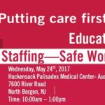 CE Workshop on Staffing Set for May 24th