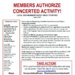 Local 5030 Members Vote to Authorize Concerted Activity Notice to HMH