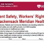 Community Petition for Patient Safety and Workers' Rights at Hackensack Meridian Health (HMH)