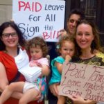 Supporters of Improved Family Leave Bill Urge Christie to Sign the Bill