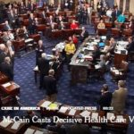 Senate Rejects Slimmed-Down Obamacare Repeal as McCain Votes No