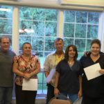 New Sunrise House Officers Sworn In….and Other HPAE News