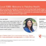 New Health Program Now Available to Local 5135 Members