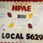 Now That's a Great Union Bulletin Board!