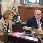 HPAE President Twomey Testifies on Board of Nursing Crisis