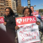 HPAE Locals Hold Kick-off Rally for UH Contract….and Other HPAE News