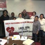 Union Rep Training Held