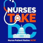 Save The Date: April 26, 2018 Nurses Take DC