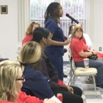 Nurses, Health Professionals Speak Out During Nurses' Week